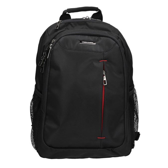 Notebook-Rucksack in Top-Qualität, Schwarz, 969-2395 - 26