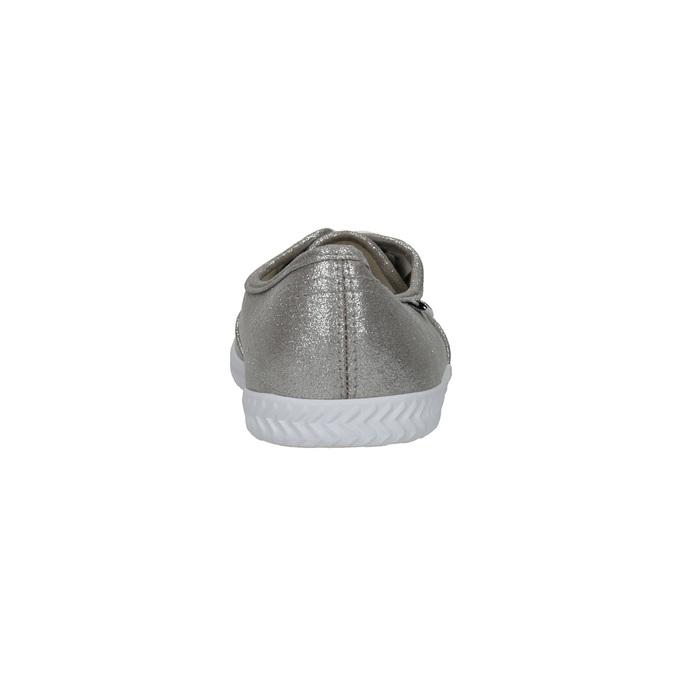 Silberne Damen-Sneakers tomy-takkies, Silber , 519-1690 - 17
