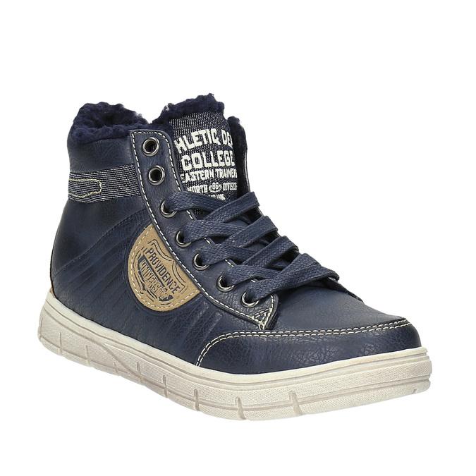 Knöchel-Sneakers mit Wärmedämmung mini-b, Blau, 491-9600 - 13