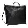Damenhandtasche mit Metallhenkeln, Schwarz, 961-6789 - 13