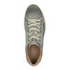Herren-Sneakers aus Leder weinbrenner, Grau, 843-2620 - 19