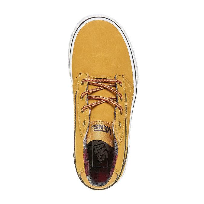Kinder-Sneakers von Vans vans, Gelb, 401-8235 - 19