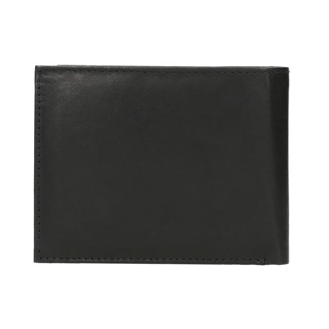 Herren-Geldbörse aus Leder bata, Schwarz, 944-6171 - 19