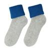 Thermosocken für Damen, Blau, Grau, 919-9381 - 26