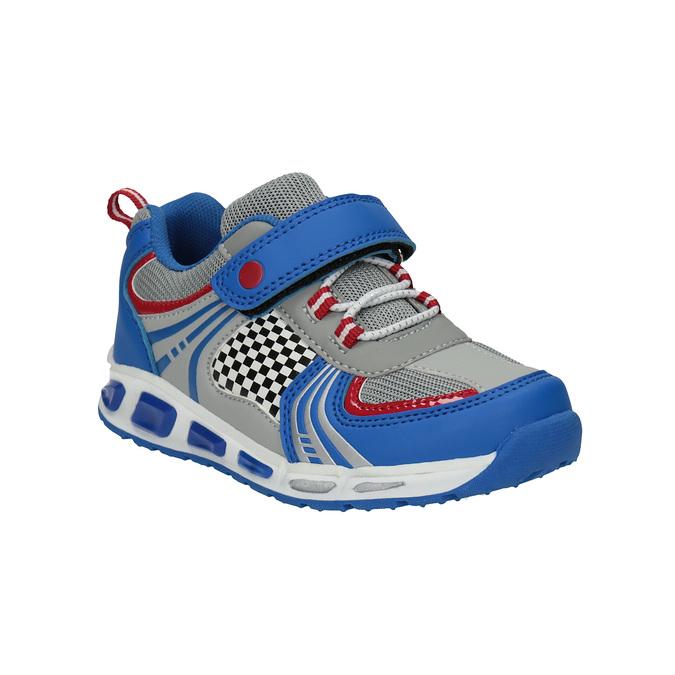 Sportliche Kinder-Sneakers mini-b, Blau, 211-9172 - 13