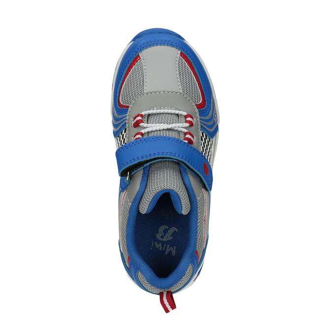 Sportliche Kinder-Sneakers mini-b, Blau, 211-9172 - 19