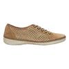 Leder-Sneakers weinbrenner, Braun, 546-4238 - 15