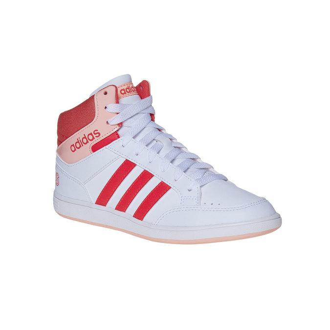 Knöchelhohe Mädchen-Sneakers adidas, Weiss, 401-5253 - 13