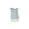 Knöchelhohe Damen-Sneakers aus Leder bata, Blau, 523-9602 - 17