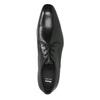 Herrenhalbschuhe aus Leder bata, Schwarz, 824-6836 - 19