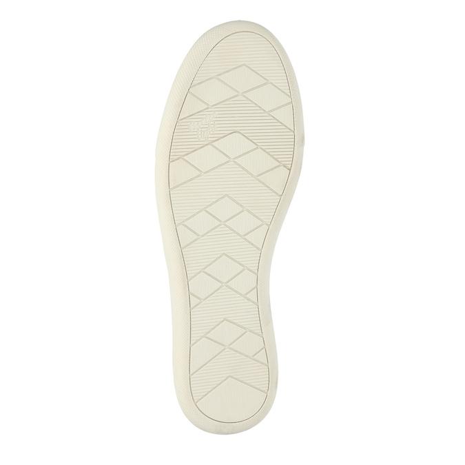 Leichte Damen-Slippers bata, Beige, 516-8601 - 26
