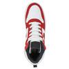 Herren-Knöchel-Sneakers nike, Rot, 801-5332 - 19