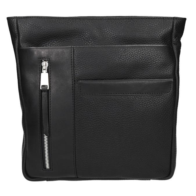Herrentasche im Crossbody-Stil bata, Schwarz, 964-6230 - 19