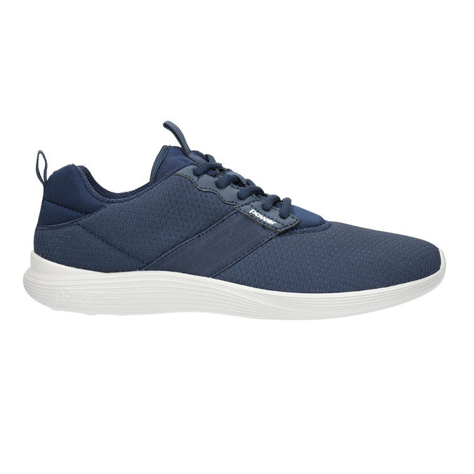 Blaue Herren-Sneakers power, Blau, 809-9175 - 15