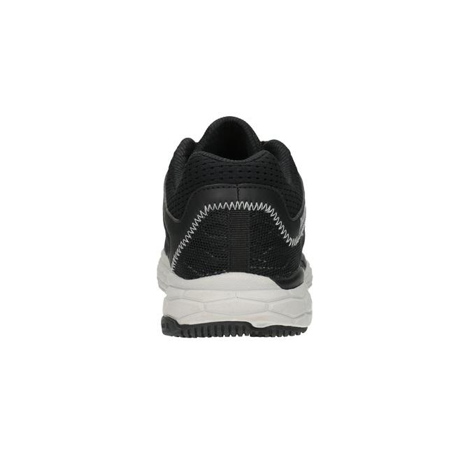 Herren-Sneakers mit Muster power, Schwarz, 809-6155 - 17