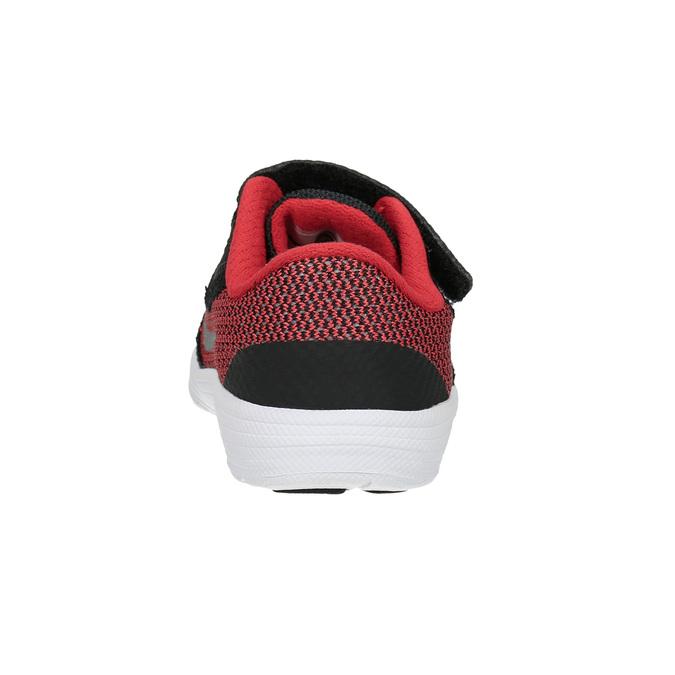 Sportliche Kinder-Sneakers nike, Schwarz, 109-5149 - 17