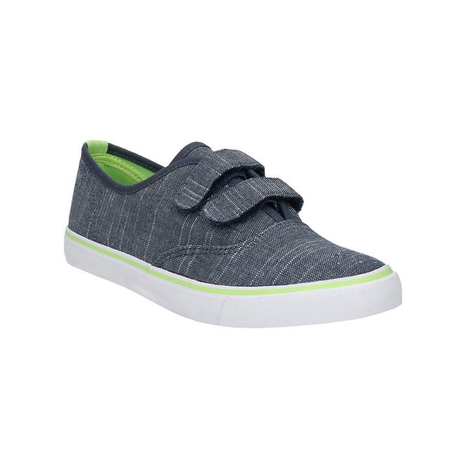 Kinder-Sneakers mit Klettverschluss north-star-junior, Blau, 419-9611 - 13