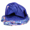 Rucksack mit farbenfrohem Muster roxy, Violett, 969-9071 - 15