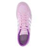 Lila Mädchen-Sneakers adidas, Rosa, 489-9119 - 19