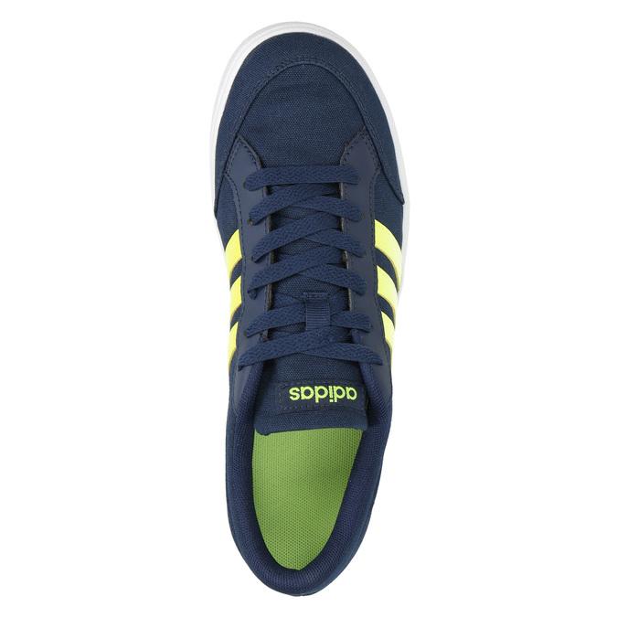 Blaue Knaben-Sneakers adidas, Blau, 489-8119 - 19