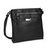 Schwarze Damen-Crossbody-Handtasche gabor-bags, Schwarz, 961-6081 - 13