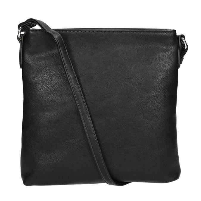 Schwarze Damen-Crossbody-Handtasche gabor-bags, Schwarz, 961-6081 - 26