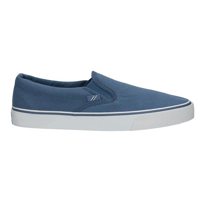 Blaue Schuhe im Stil der Slip-Ons north-star, Blau, 889-9286 - 15