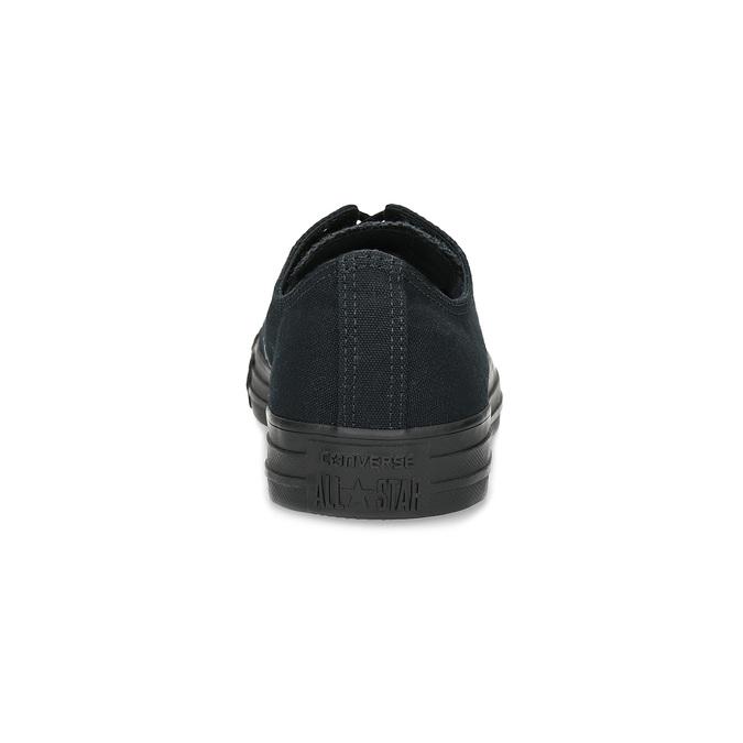 Schwarze Herren-Sneakers converse, Schwarz, 889-6279 - 15