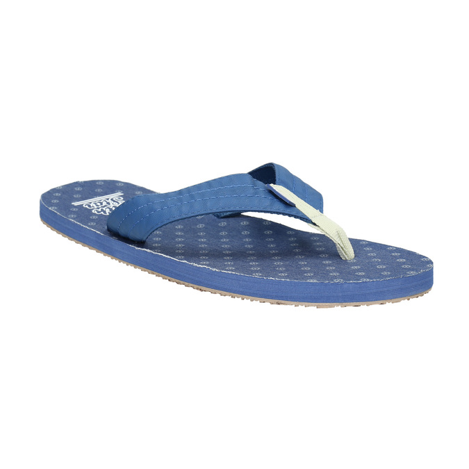 Blaue Herren-Flipflops north-star, Blau, 871-9616 - 13