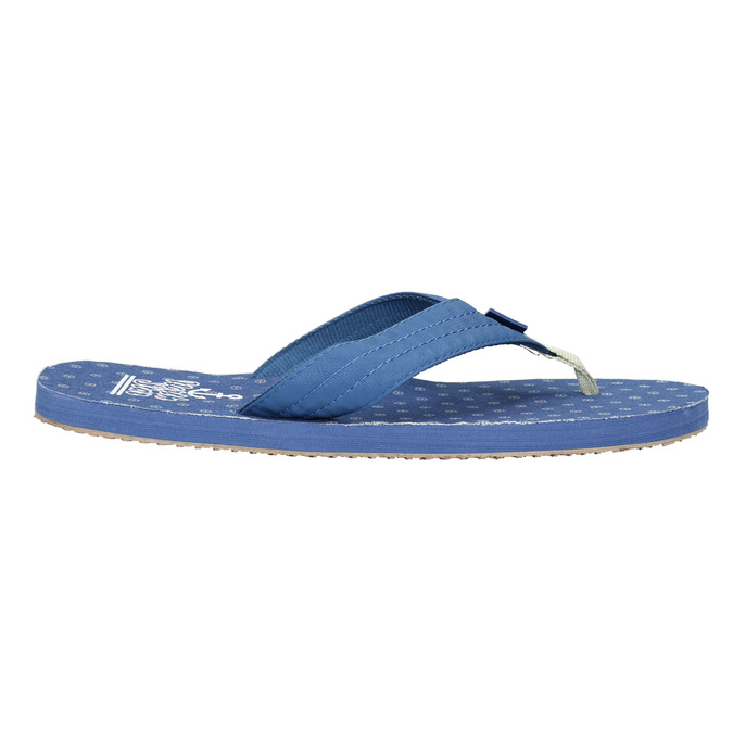 Blaue Herren-Flipflops north-star, Blau, 871-9616 - 15