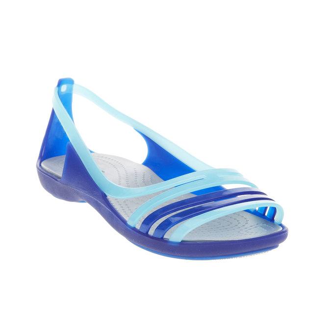 Damen-Sandalen crocs, Blau, 571-9014 - 13