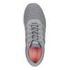 Graue Damen-Sneakers adidas, Grau, 509-2198 - 15