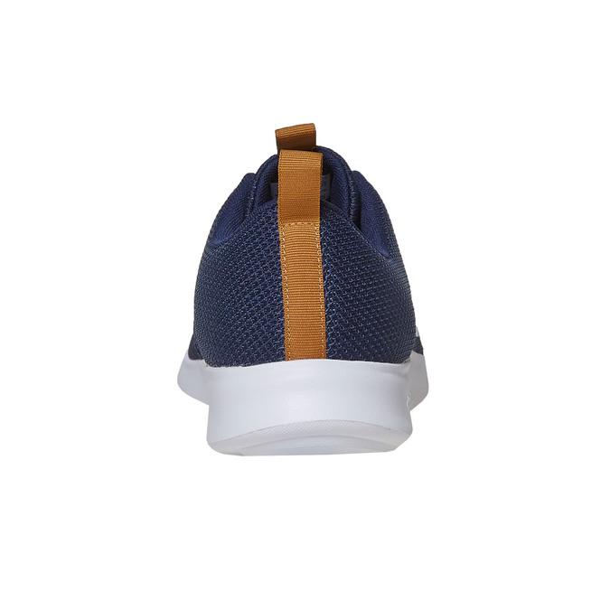 Herren-Sneakers in sportlichem Stil adidas, Blau, 809-9195 - 17