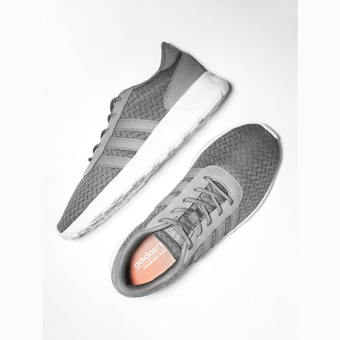 Graue Damen-Sneakers adidas, Grau, 509-2198 - 19