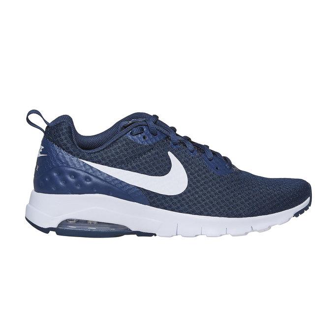Sportliche Herren-Sneakers nike, Blau, 809-9357 - 15