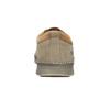 Herrenhalbschuhe aus Leder weinbrenner, Beige, 846-8655 - 16