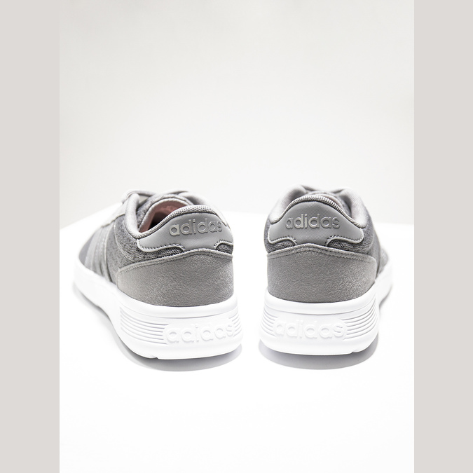 Graue Damen-Sneakers adidas, Grau, 509-2198 - 14
