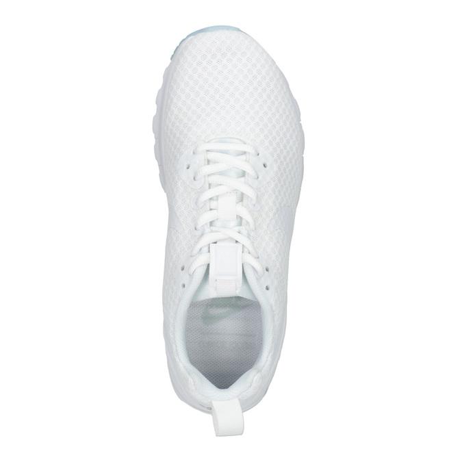 Weisse Damen-Sneakers nike, Weiss, 509-1257 - 15