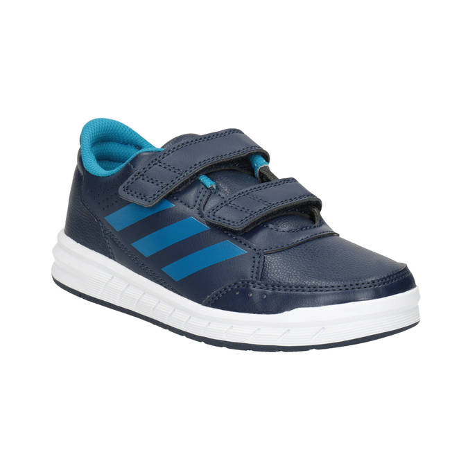Blaue Kinder-Sneakers adidas, Blau, 301-9197 - 13