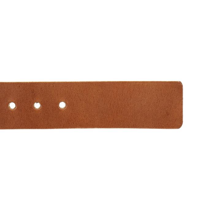 Herrengürtel aus Leder bata, Braun, 954-3191 - 16