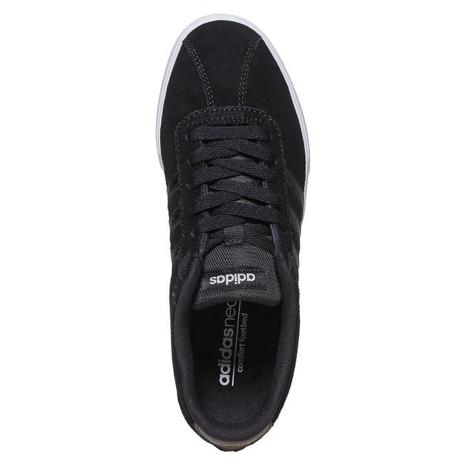 Legere Damen-Sneakers adidas, Schwarz, 501-6229 - 19