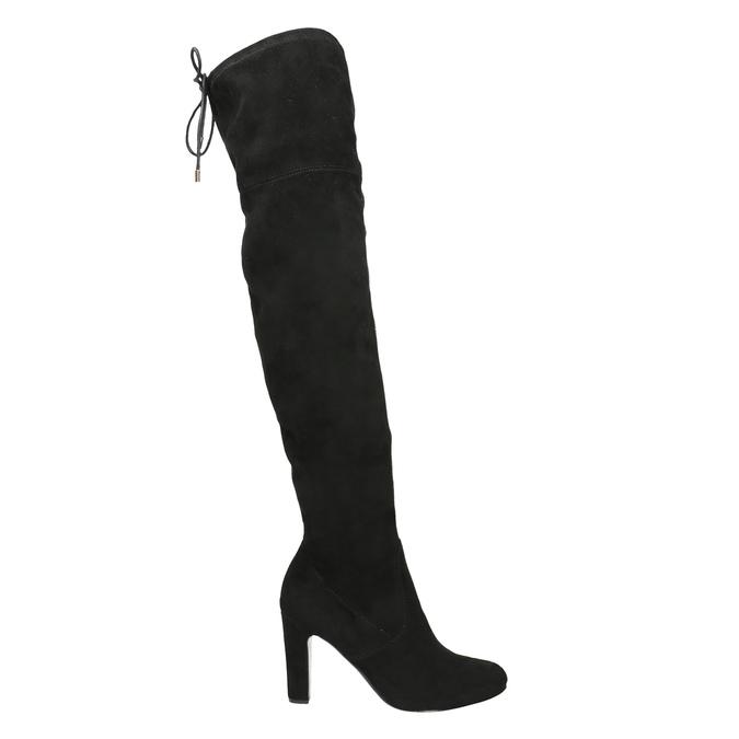 Overknee-Stiefel mit Absatz insolia, Schwarz, 799-6618 - 15