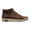 Knöchelhohe Herren-Sneakers bata, Braun, 846-4651 - 15