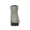 Knöchelschuhe aus geschliffenem Leder bata, Grau, 593-2603 - 17