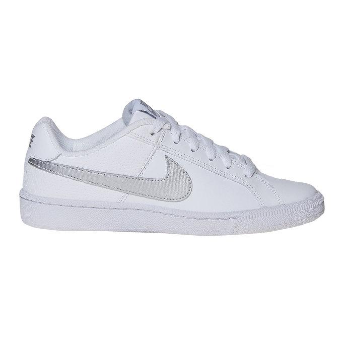 Weiße Damen-Sneakers nike, Weiss, 501-1164 - 15