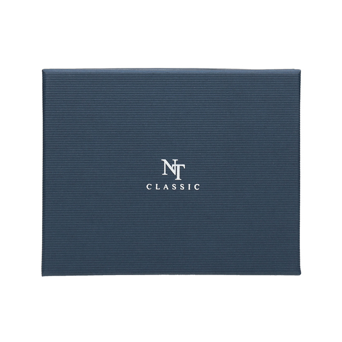 Set, bestehend aus Krawatte, Einstecktuch und Manschettenknöpfen bata, Rot, 999-5293 - 16
