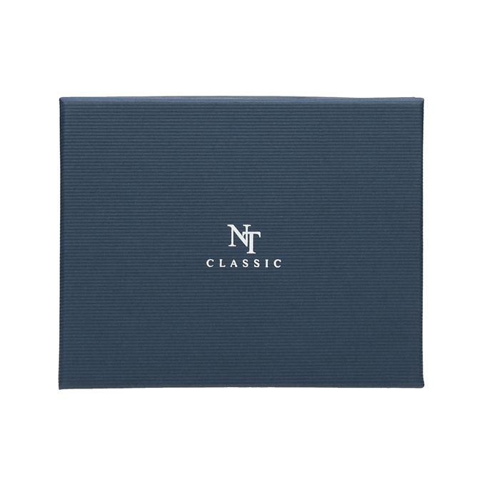 Set, bestehend aus Krawatte und Einstecktuch mit Muster bata, Rot, 999-5292 - 16