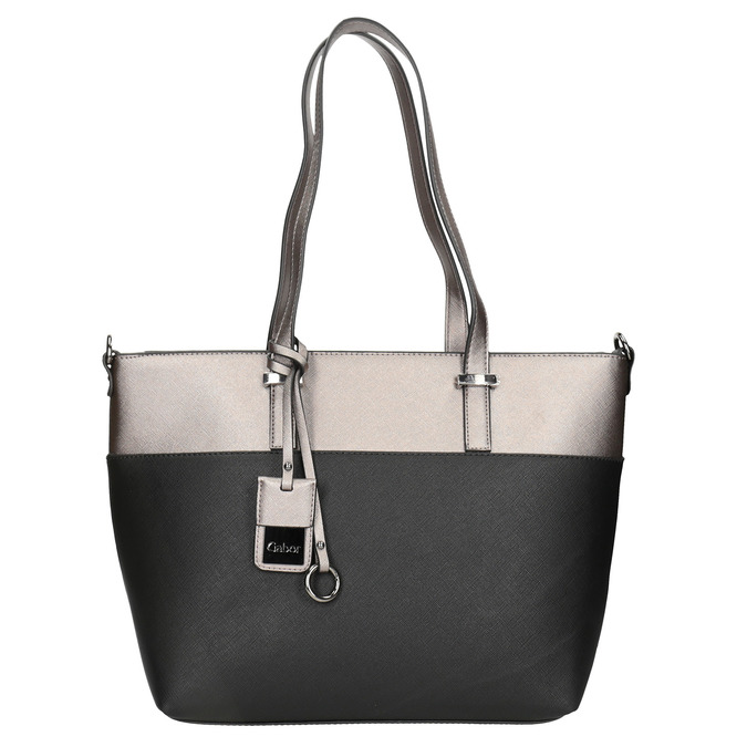 Damenhandtasche mit abnehmbarem Gurt gabor-bags, Gelb, 961-8036 - 26