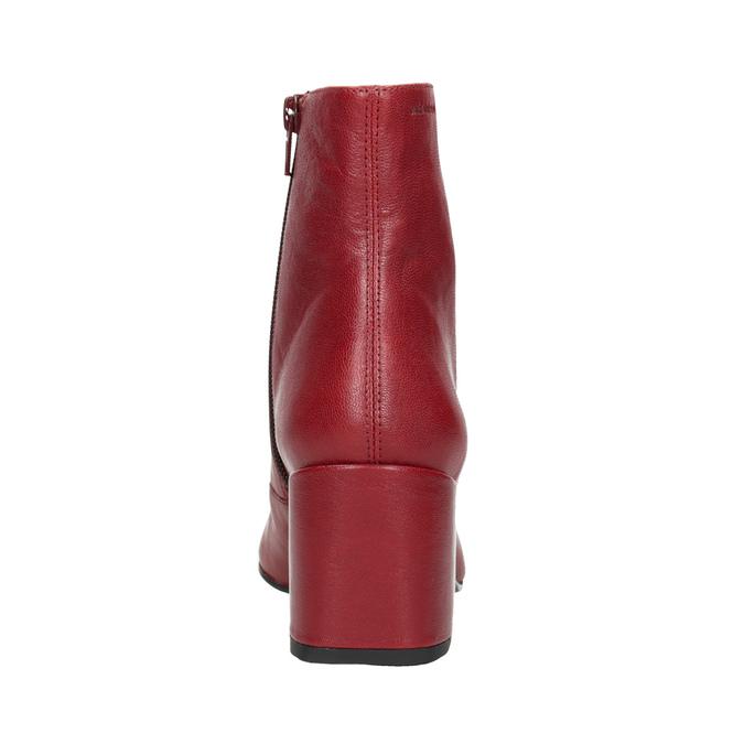 Rote Lederstiefel vagabond, Rot, 716-5038 - 16
