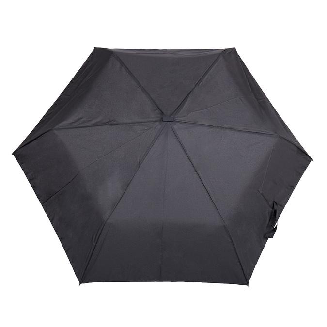 Schwarzer Taschen-Regenschirm doppler, Schwarz, 909-6659 - 26